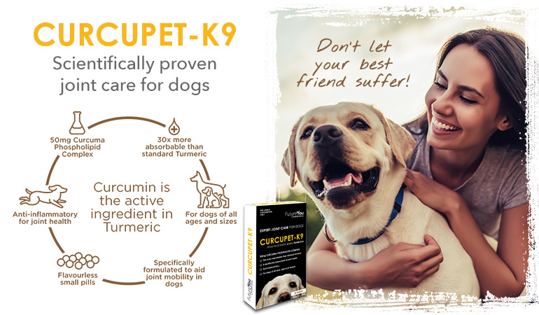 Curcupet-K9 Banner