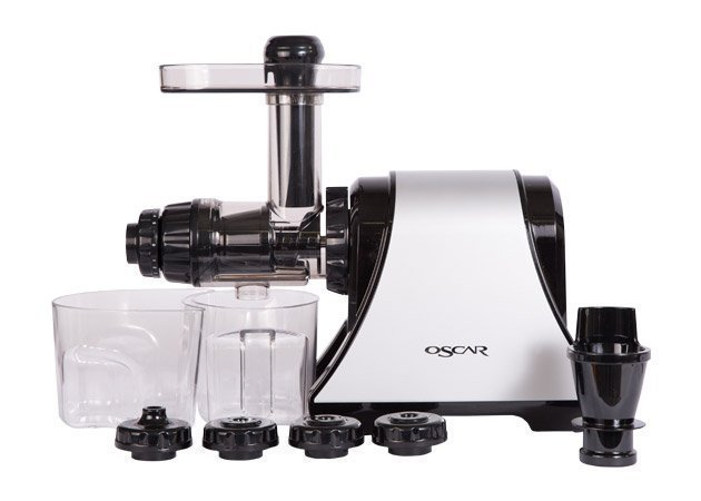 Oscar Neo Plus DA 1200 Juicer and Components